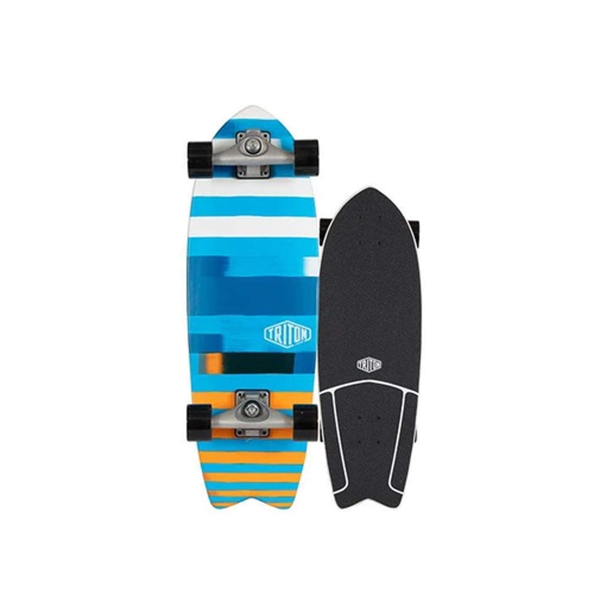 Triton X Carver C5 Hydron Surfskate Complete
