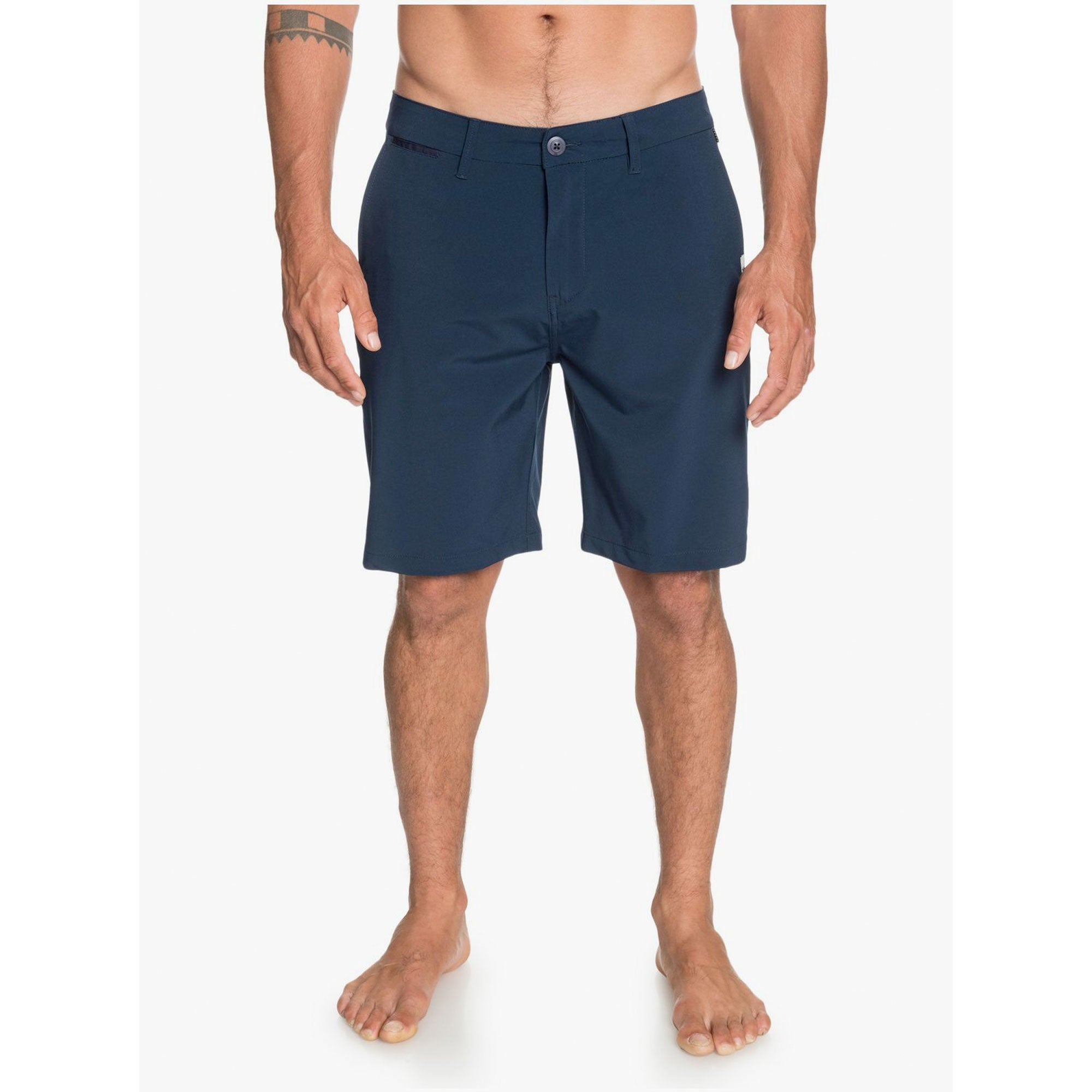 "Quiksilver Union Heather 20"" Men's Walkshorts"