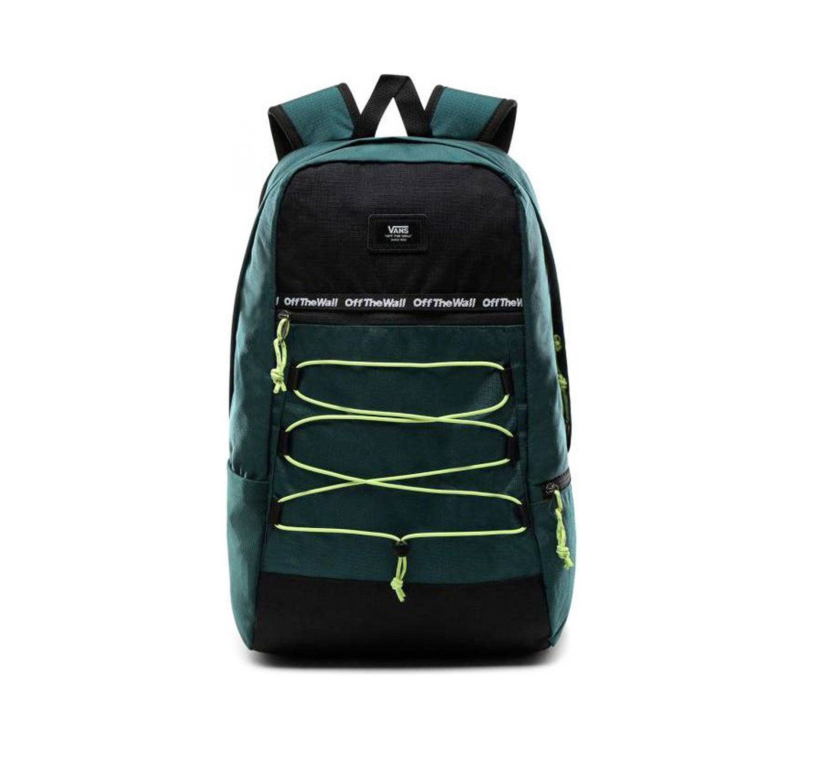 Vans Snag Plus Backpack - Black/Teal
