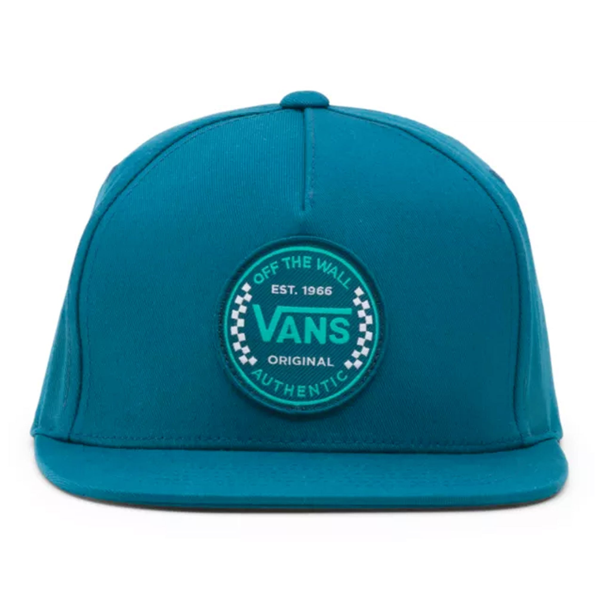 Vans Authentic Checker Boys Snap-Back Hat