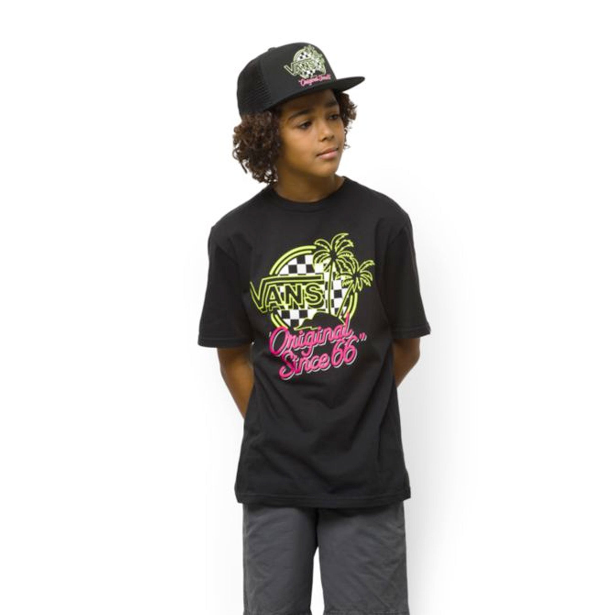 Vans Neo Palm Boys S/S T-Shirt