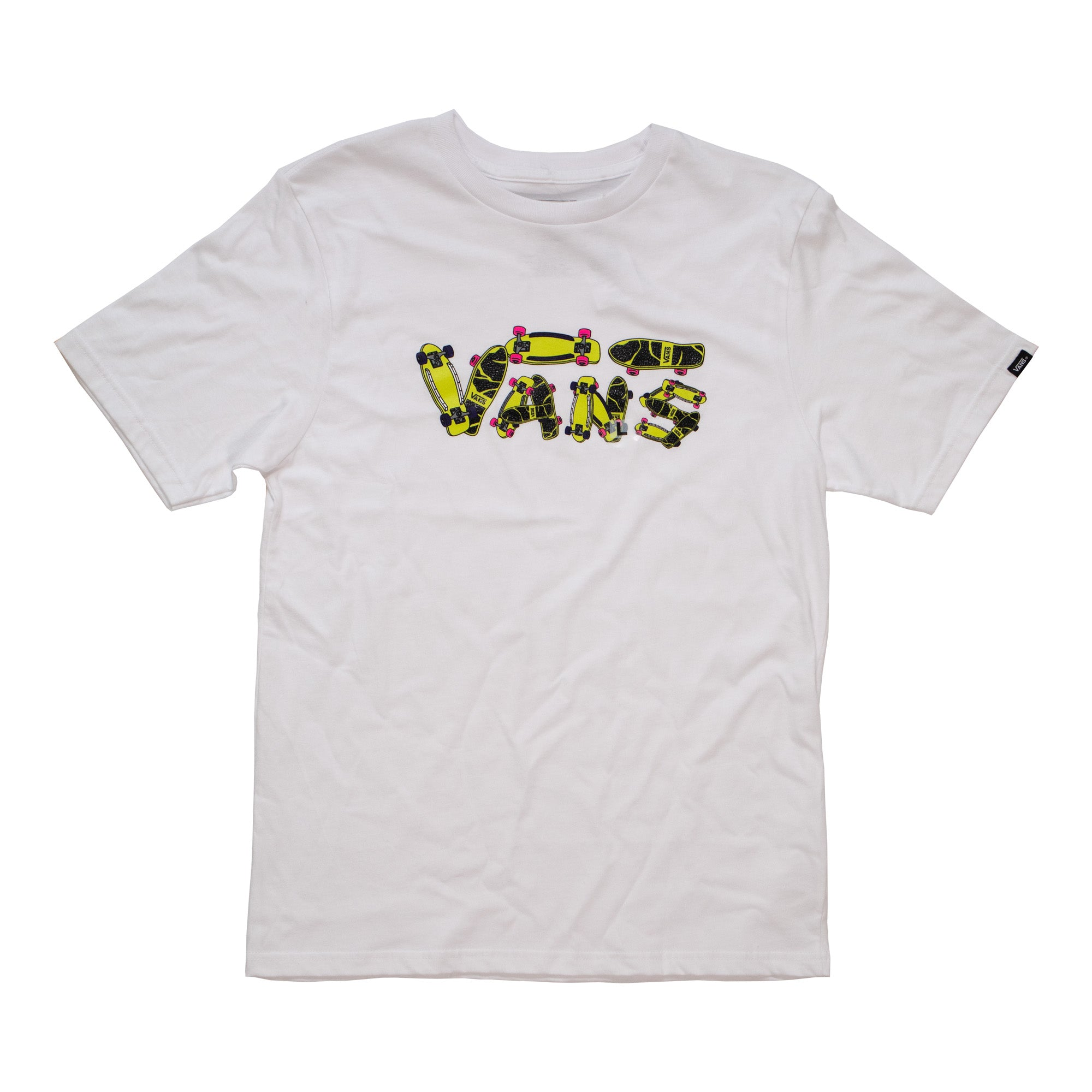 Vans Gripped Boy's S/S T-Shirt