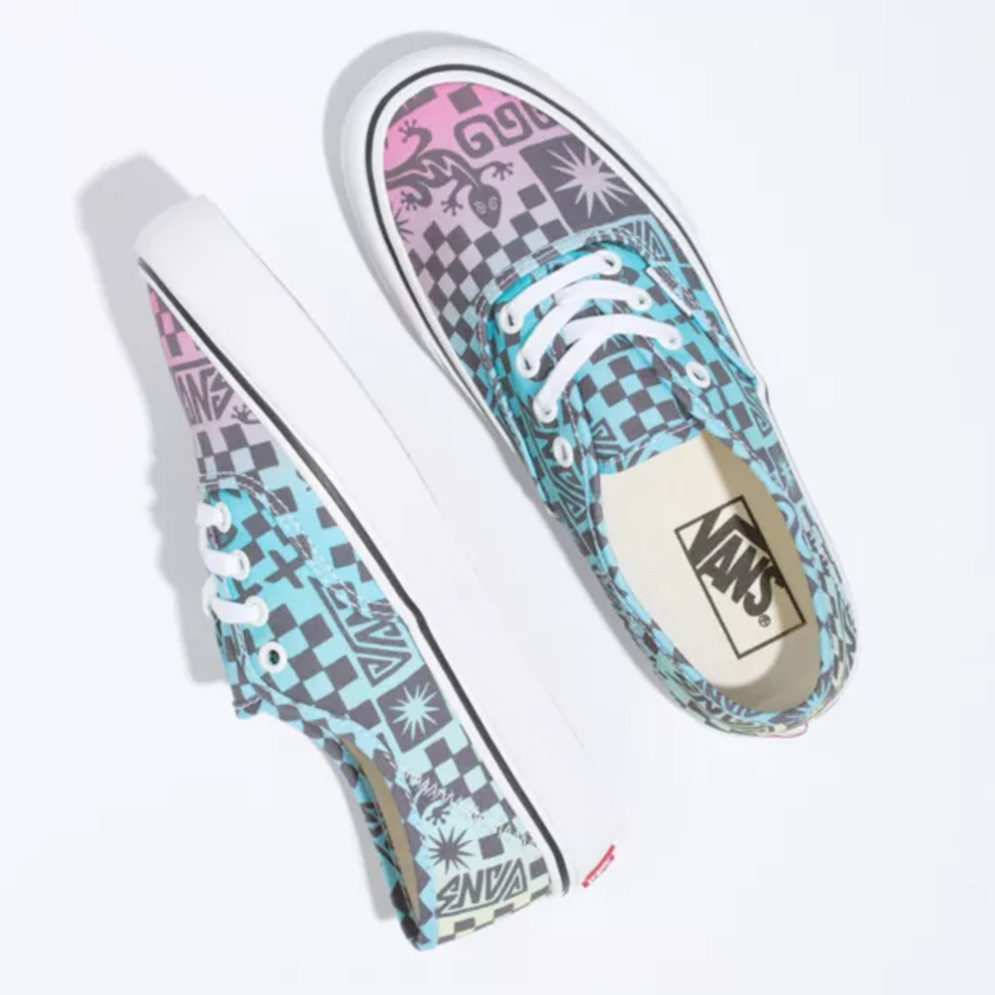 Vans Tribal Check Authentic SF Women's Shoes
