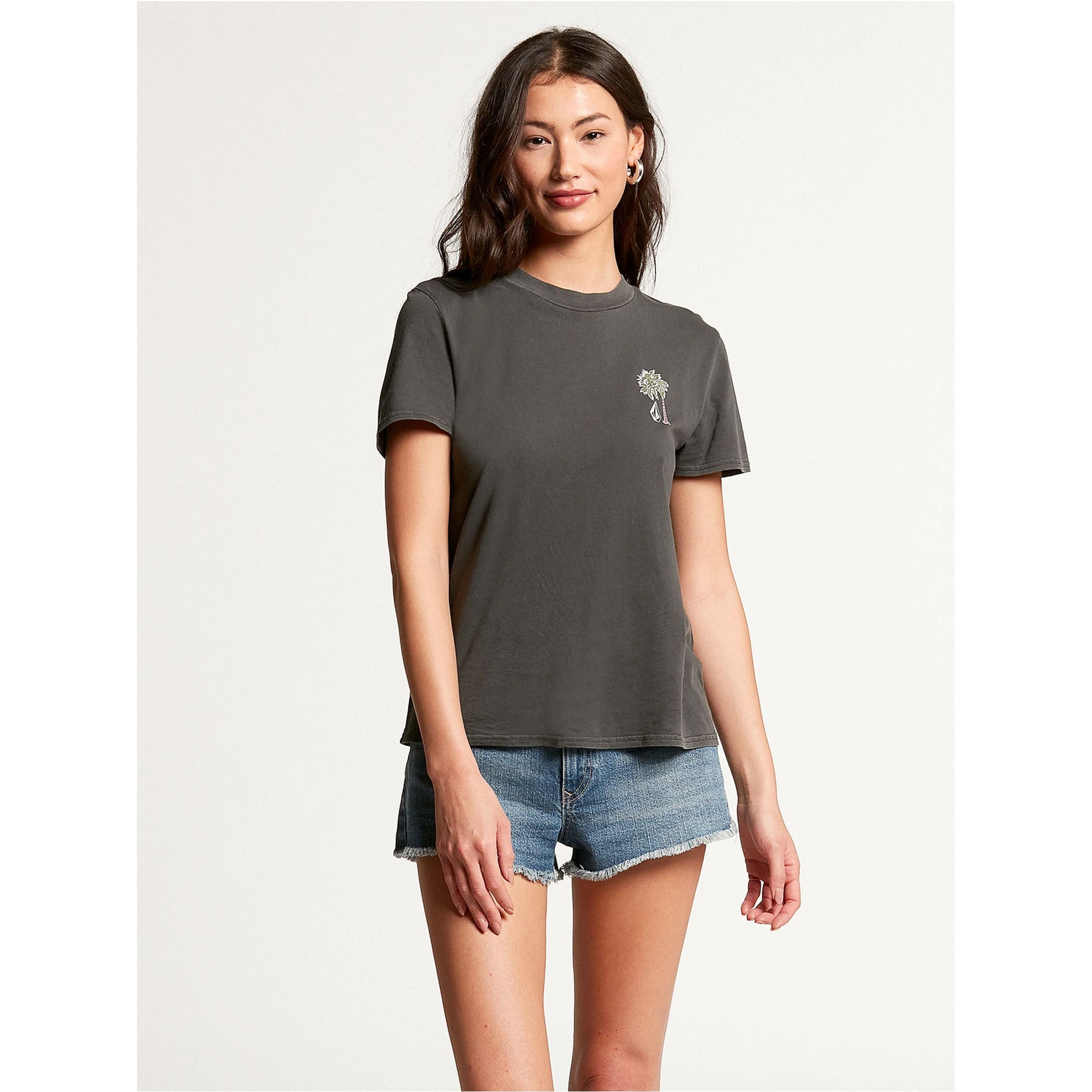 Volcom Lock It Up Women's S/S T-Shirt