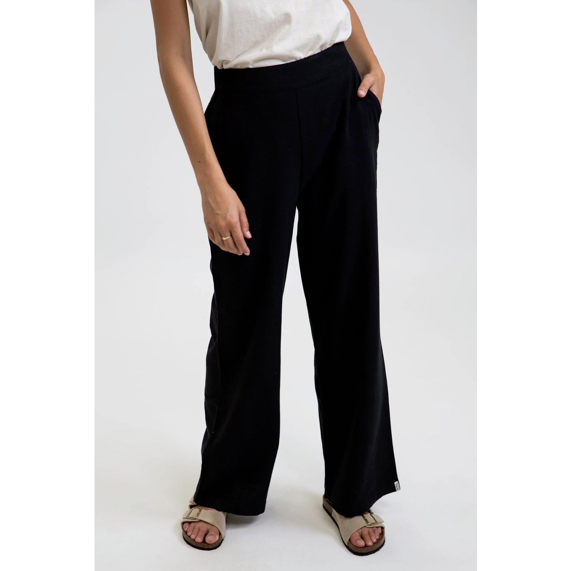 Rhythm Classic Wide Leg Women's Pants