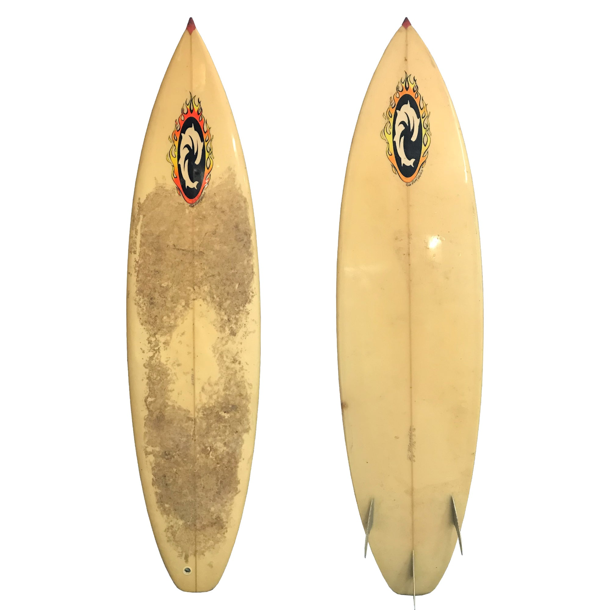 Wave Riding Vehicles 6'8 Used Surfboard