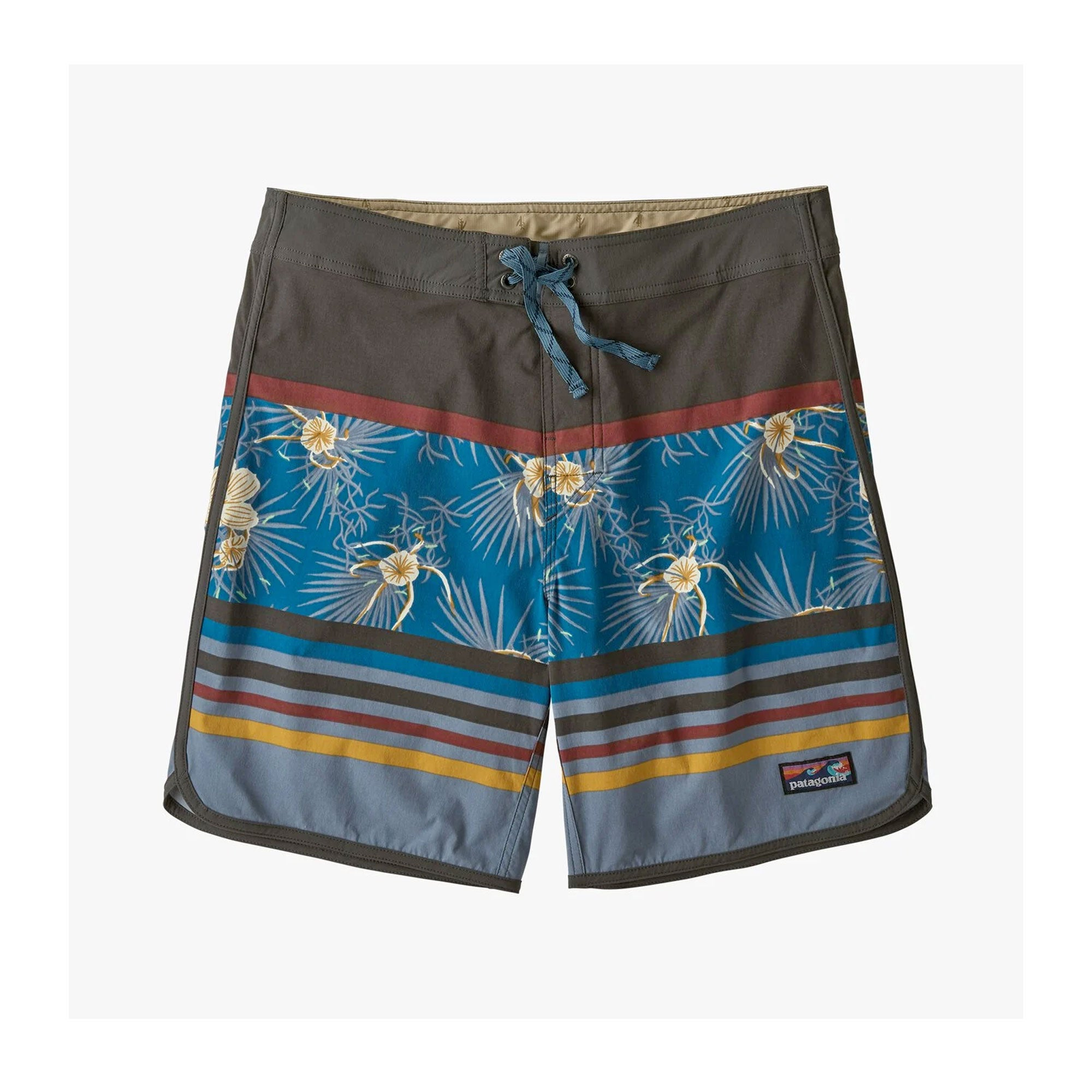 Patagonia Scallop Hem Stretch Wavefarer Men's Boardshorts