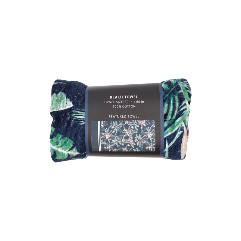 Island Daze Marsh Towel