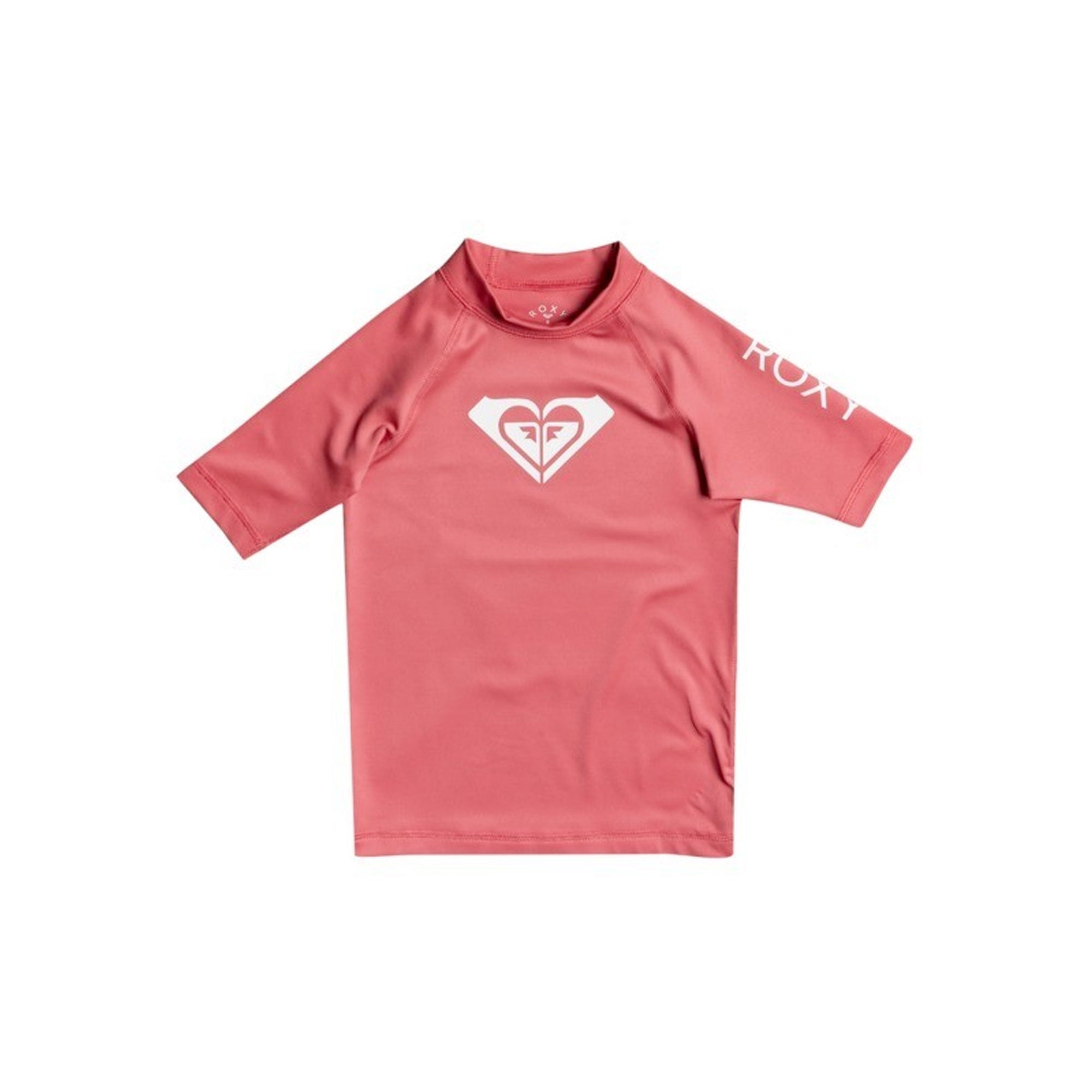 Roxy Whole Hearted Girl's S/S UPF 50 Rashguard