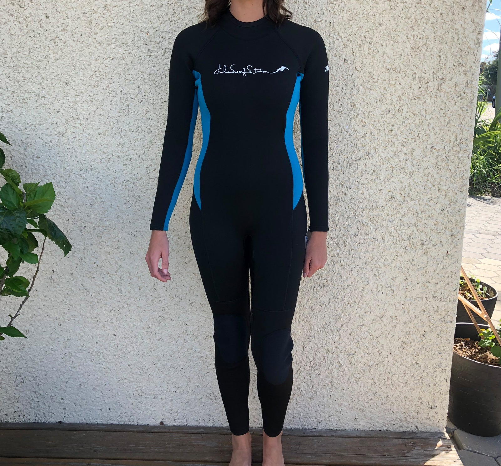Surf Station Gas Pump 3 2 Women s Fullsuit Wetsuit - Surf Station Store 679bd1aa5