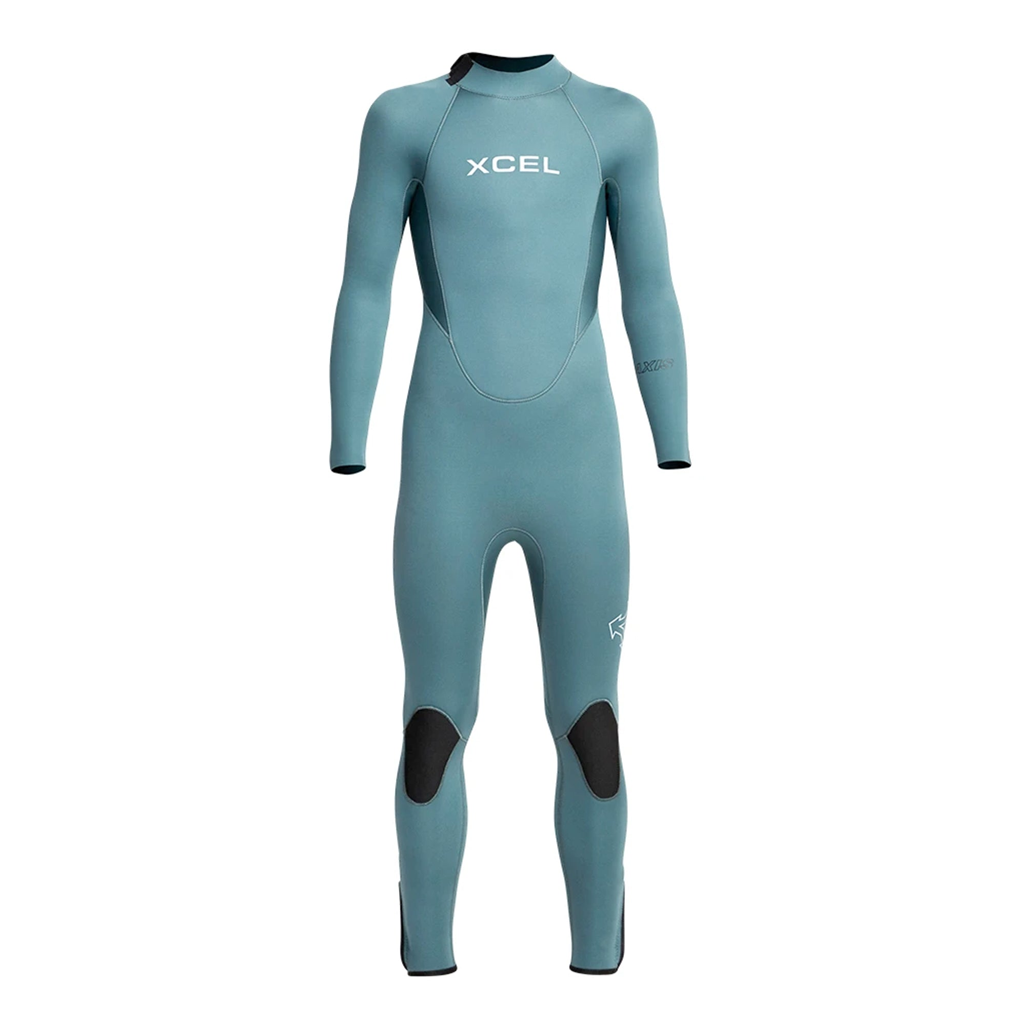 Xcel Axis 3/2mm Youth Back-Zip Fullsuit Wetsuit