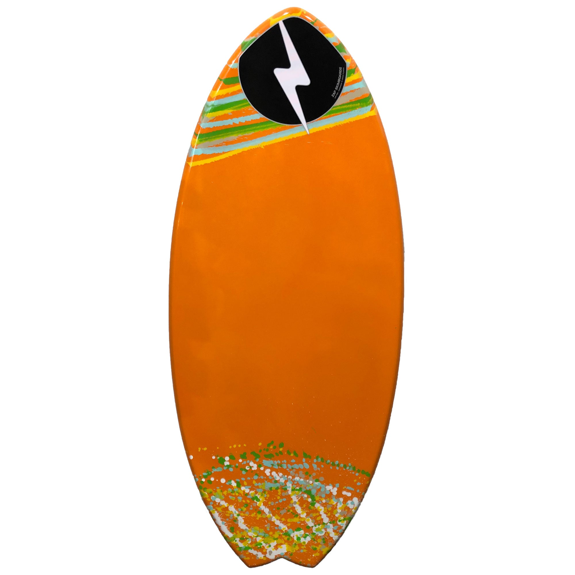 "Zap Fish 47"" Skimboard - Orange"