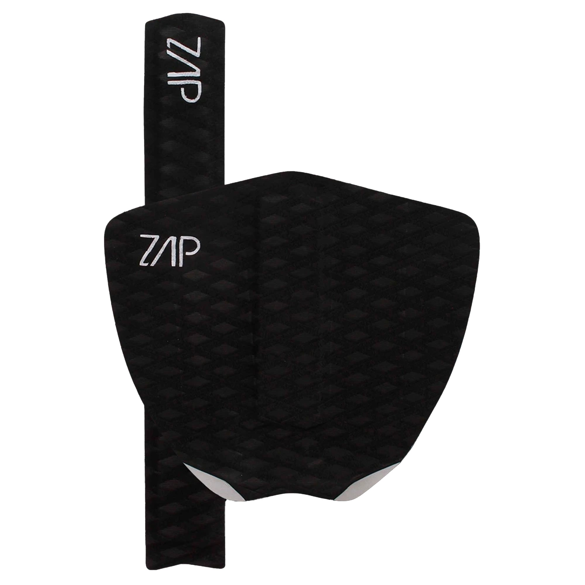 Zap Lazer Full Traction Pad Set - Black