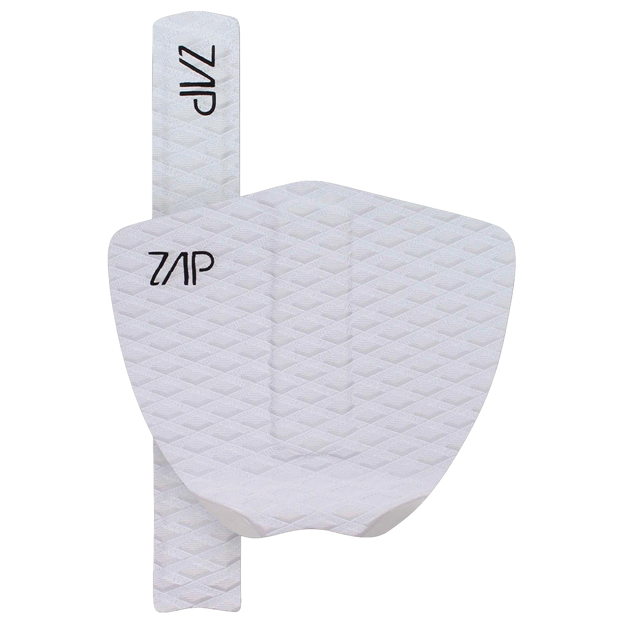 Zap Lazer Full Traction Pad Set - White