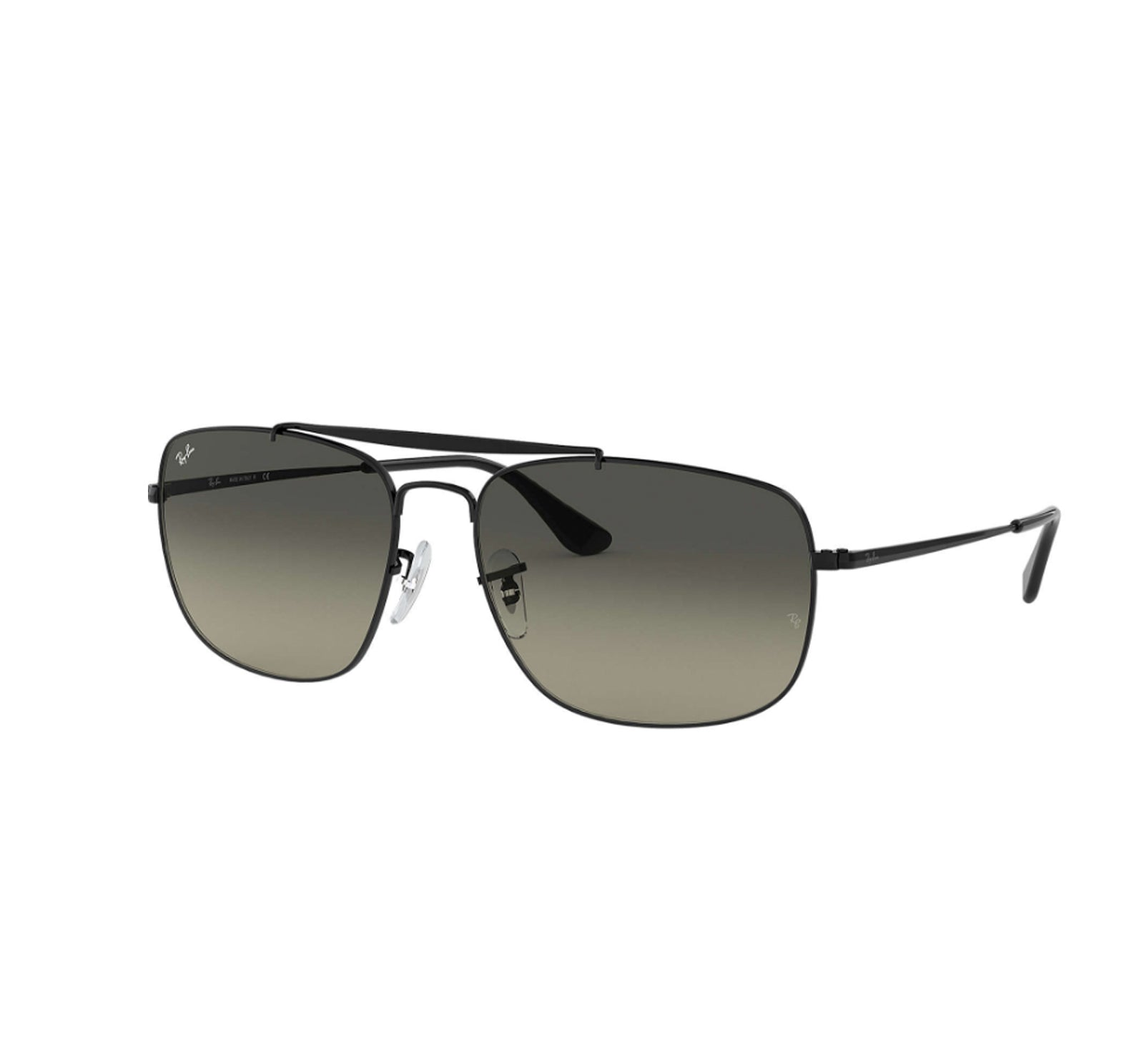 a93f3d2b9856 Ray-Ban The Colonel Men's Sunglasses - Black Frame/Grey Gradient Lens - Surf  Station Store