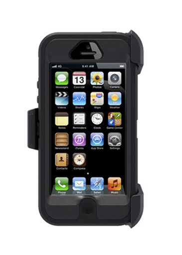 OtterBox Commuter iPhone 5 Case - Black