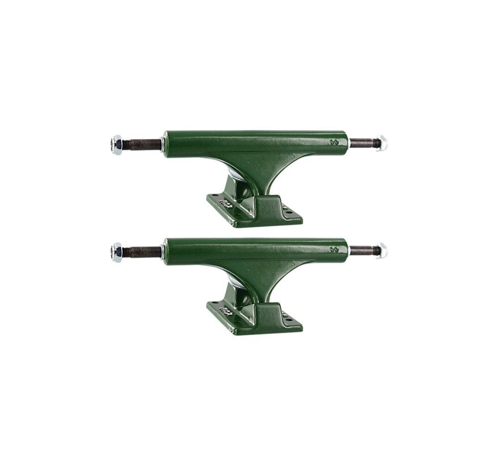 Ace 44/5.75 High Skateboard Trucks - Rally Green
