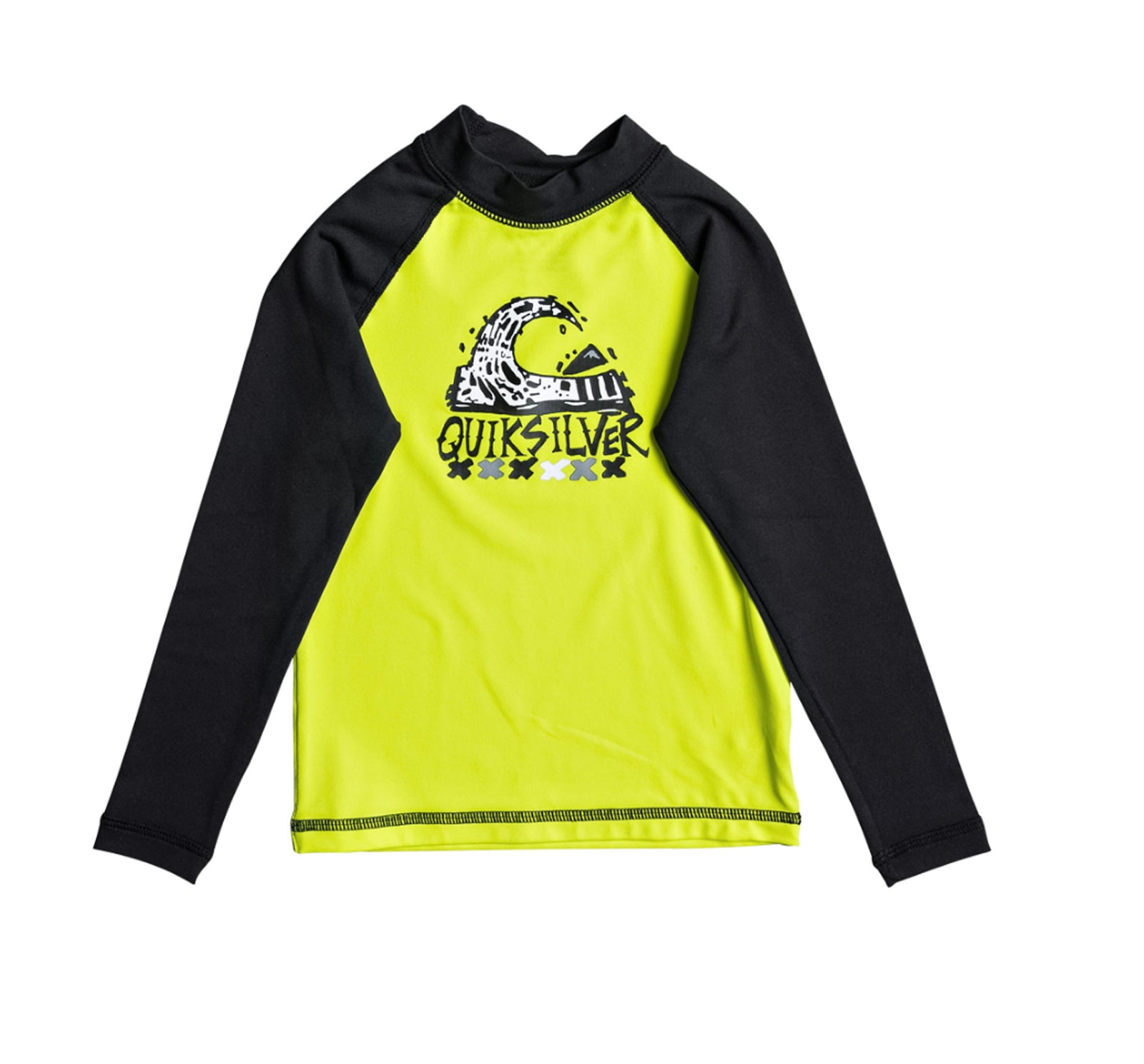 Quiksilver Bubble Dream Youth Boy's L/S Rashguard