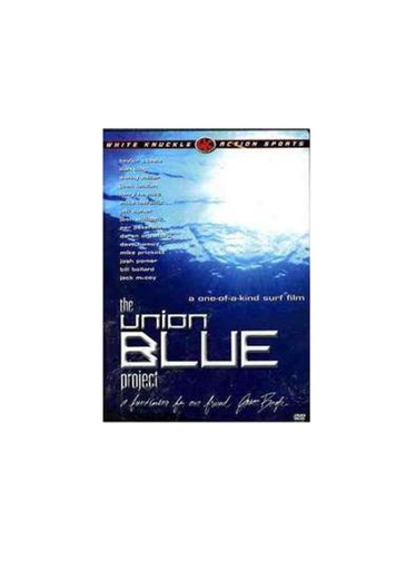 Union Blue Project Surf DVD