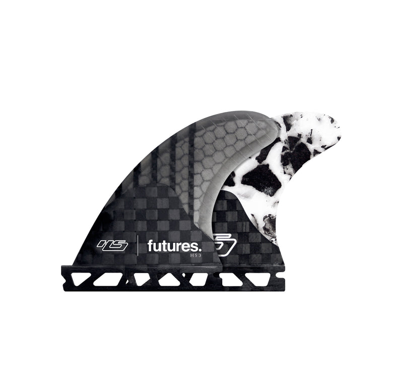 Future Hayden Shapes HS3 V2 HC Tri Fin Set