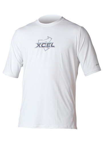 Xcel UV 6oz Men's S/S Slim Fit Rashguard