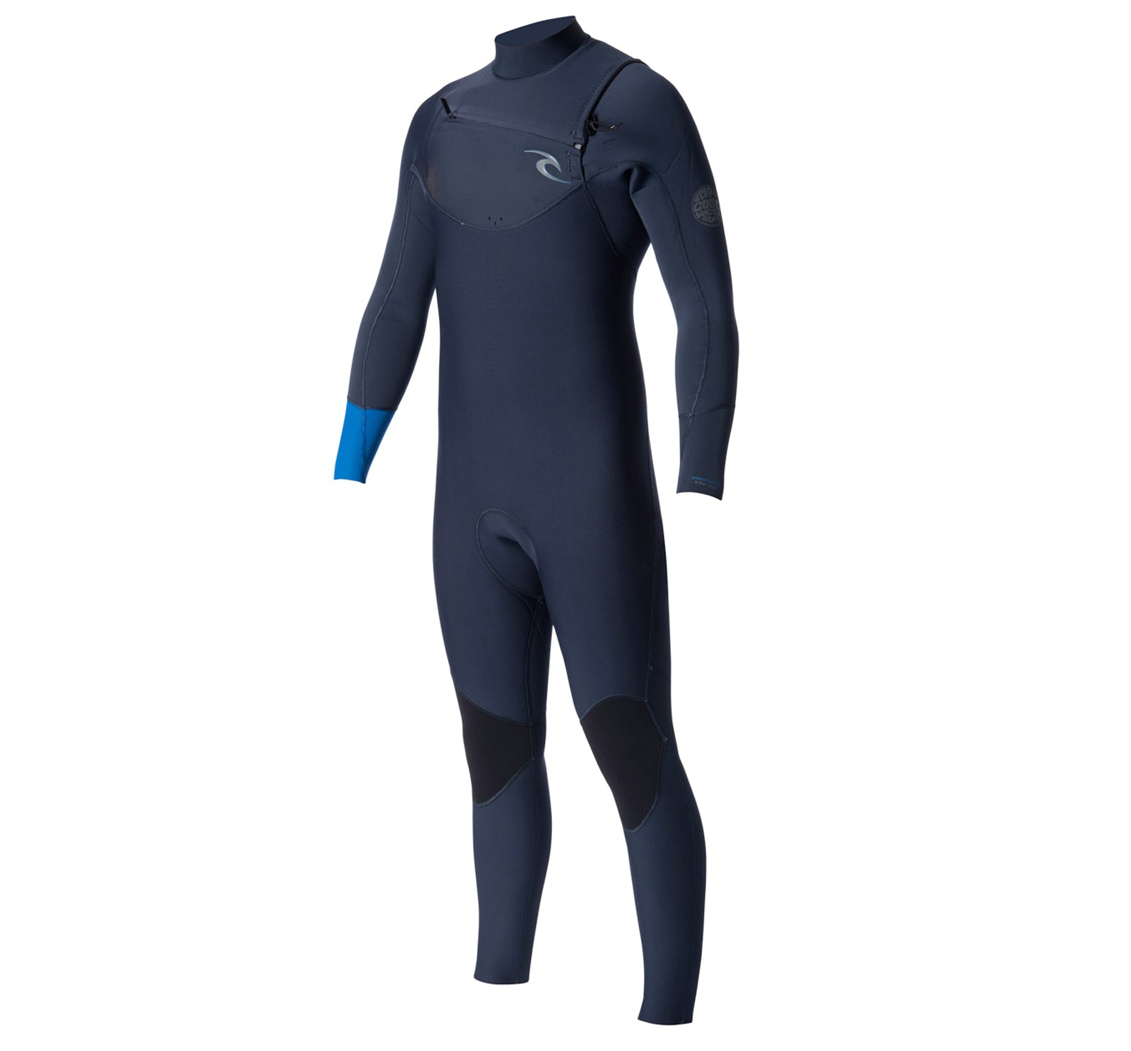 Rip Curl Dawn Patrol 3/2 Chest-Zip Men's L/S Fullsuit Wetsuit