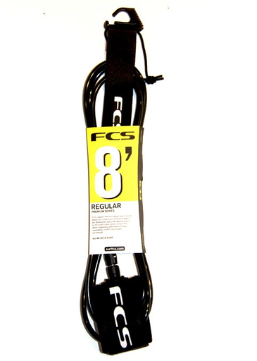 FCS 8' Regular Surfboard Leash