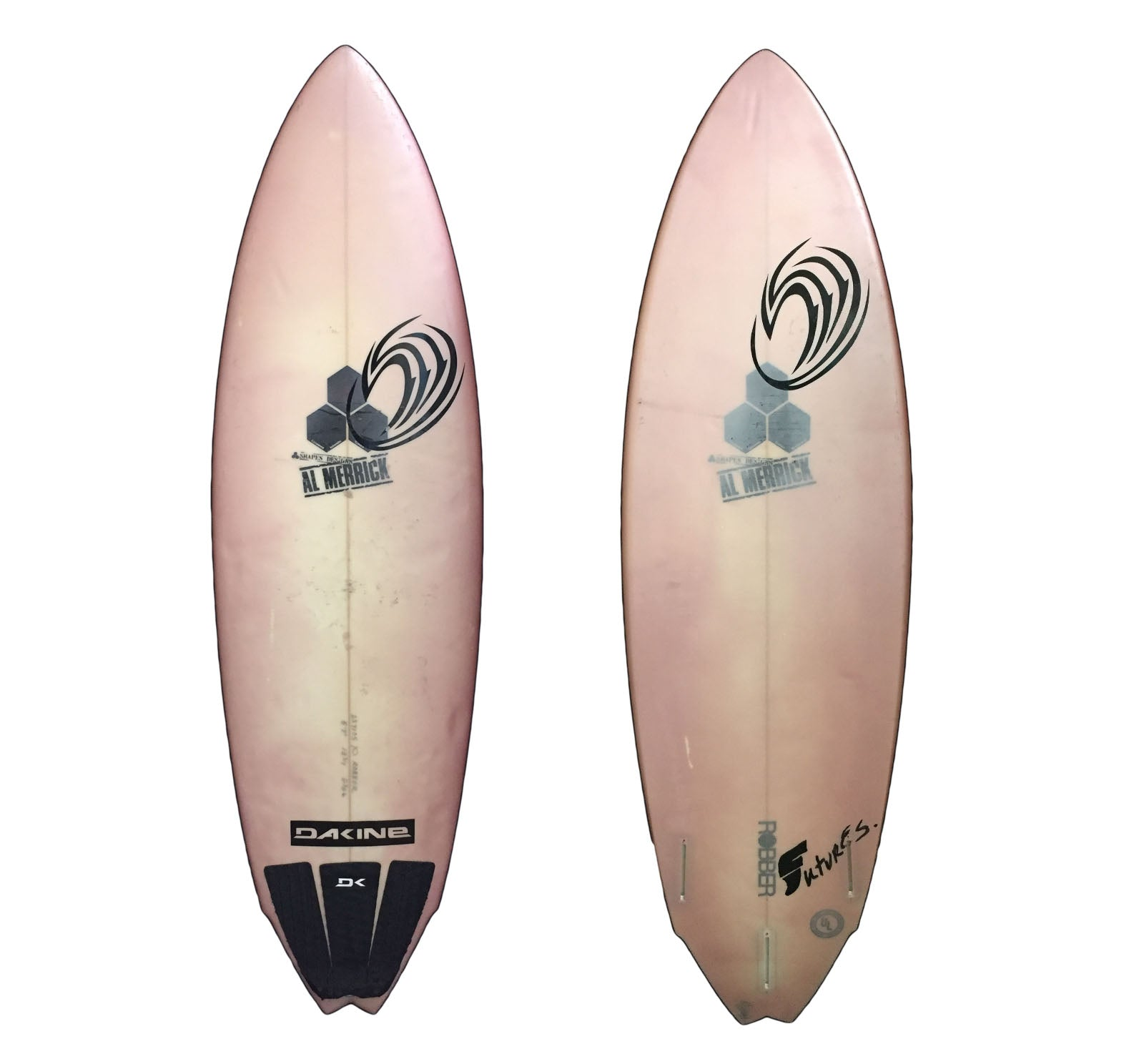 Channel Islands Robber 5'7 Used Surfboard