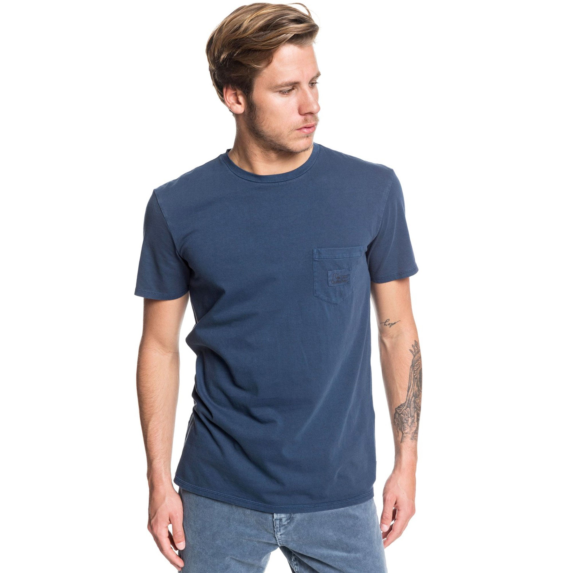 Quiksilver Above The Lip Men's S/S T-Shirt