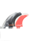Gorilla Grip Core Series PC FCS II Small Tri Fin Set