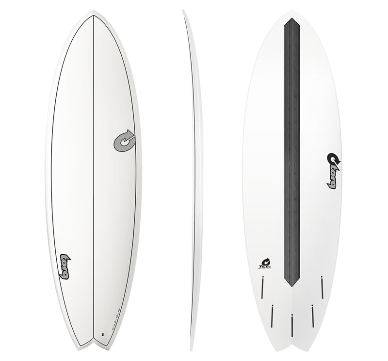 Torq TET-CS Mod Fish Surfboard