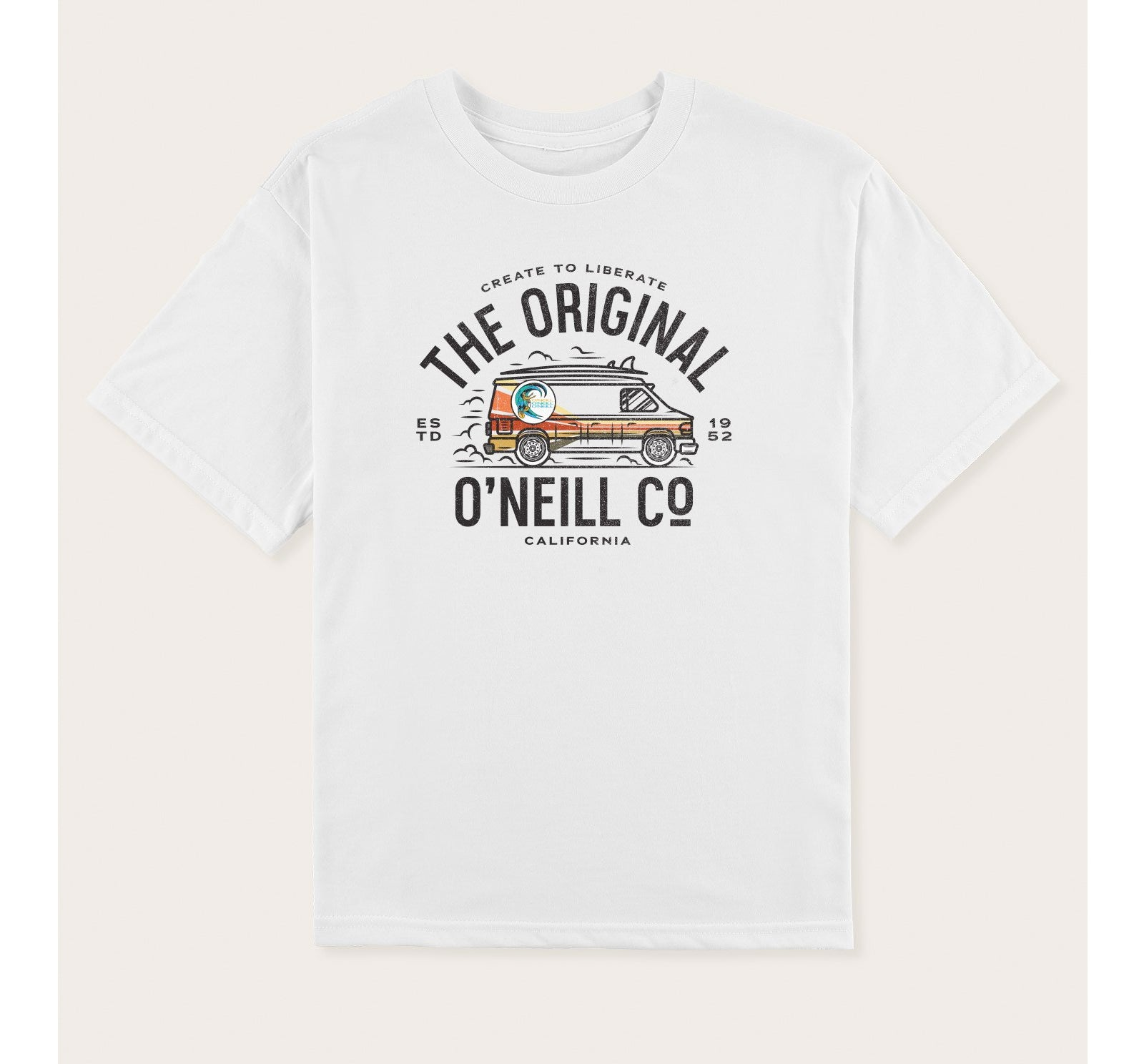 O'Neill Vanster Youth Boy's S/S T-Shirt
