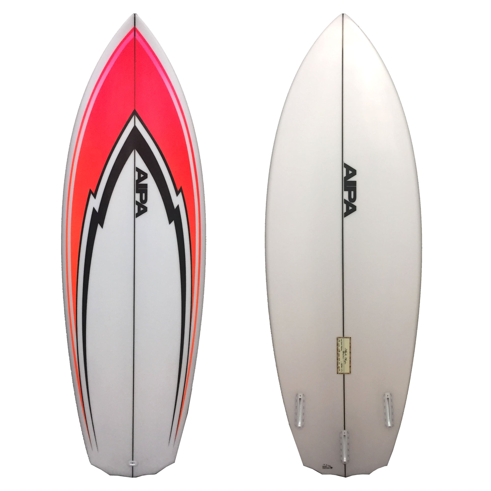 Aipa Fish 2+1 Surfboard