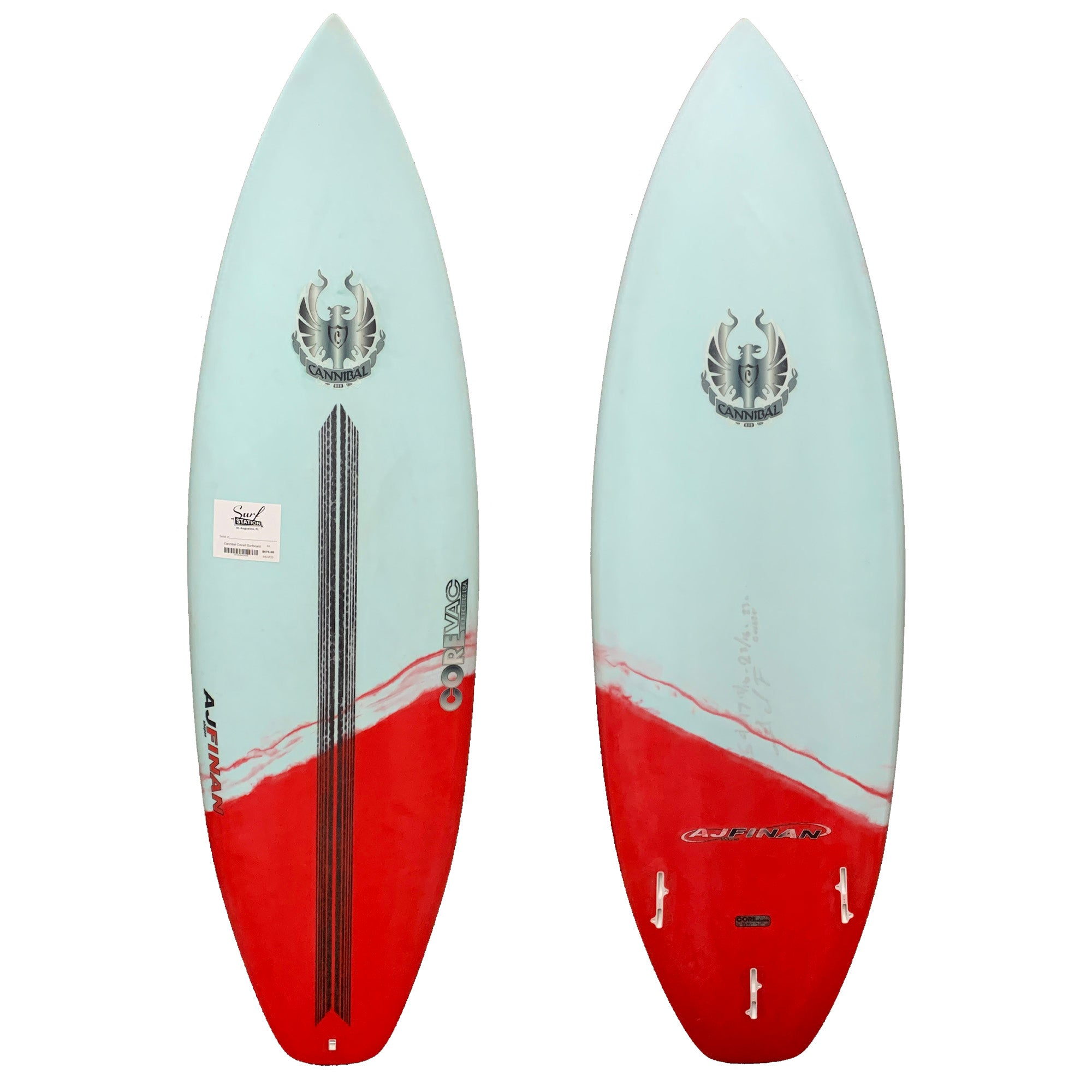 Cannibal Covert Surfboard