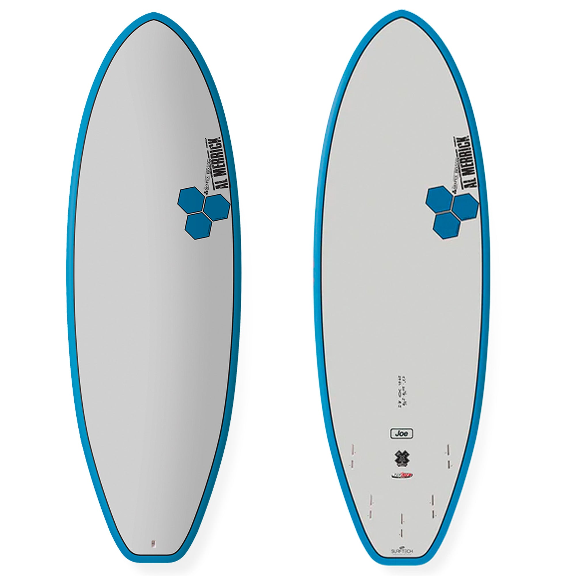 Channel Islands Average Joe Tuflite V-Tech Surfboard - FCS II