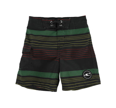 O'Neill Santa Cruz Stripe Toddler Boy's Boardshort