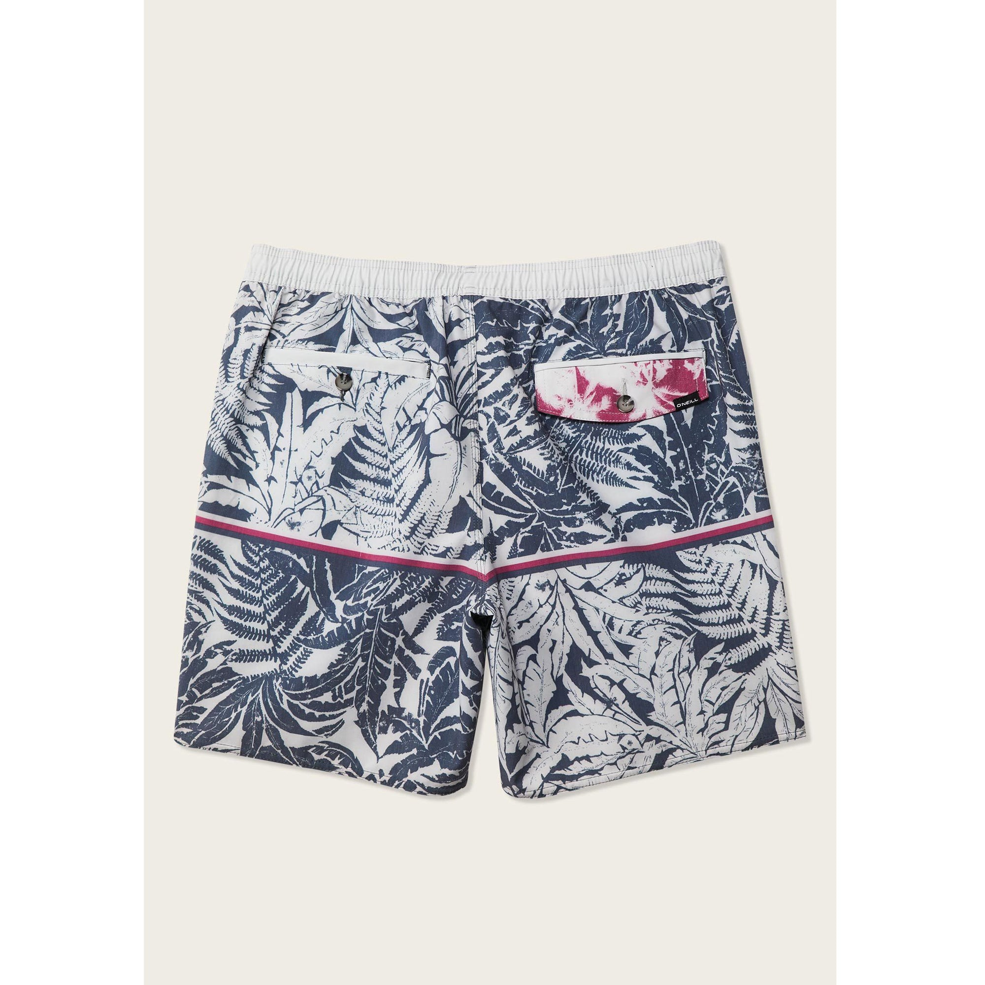 O'Neill Composition Volley Cruzer Men's Boardshorts - Slate