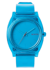 Nixon Time Teller Women's Watch - Translucent Blue