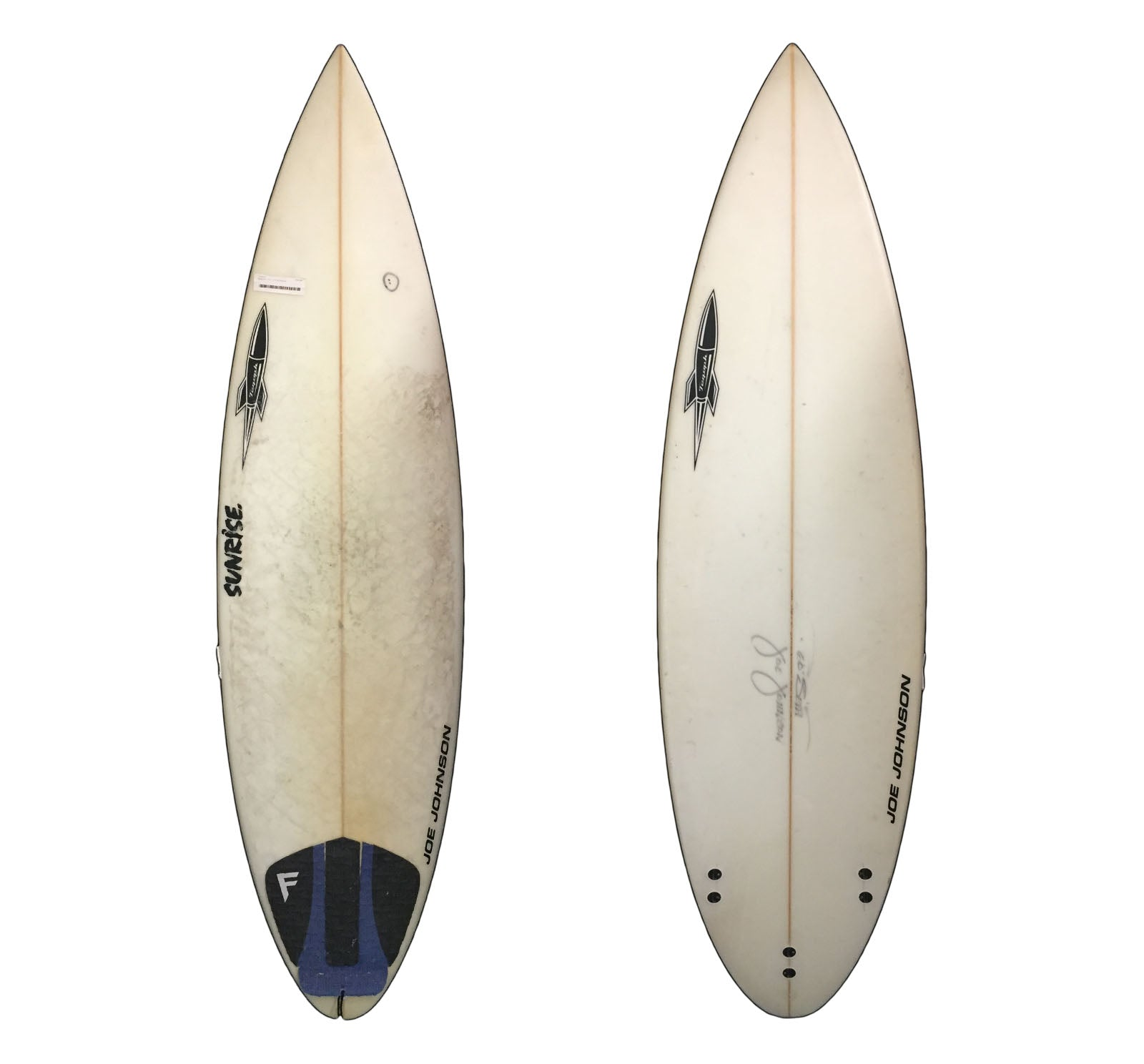 Teqoph Shortboard 6'0 Used Surfboard