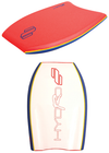 Hydro Z-Board 40 Stringerless Bodyboard - Red