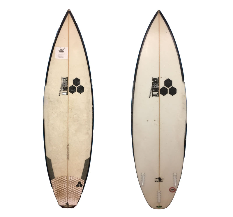 Channel Islands Zeus 5'9 Used Surfboard