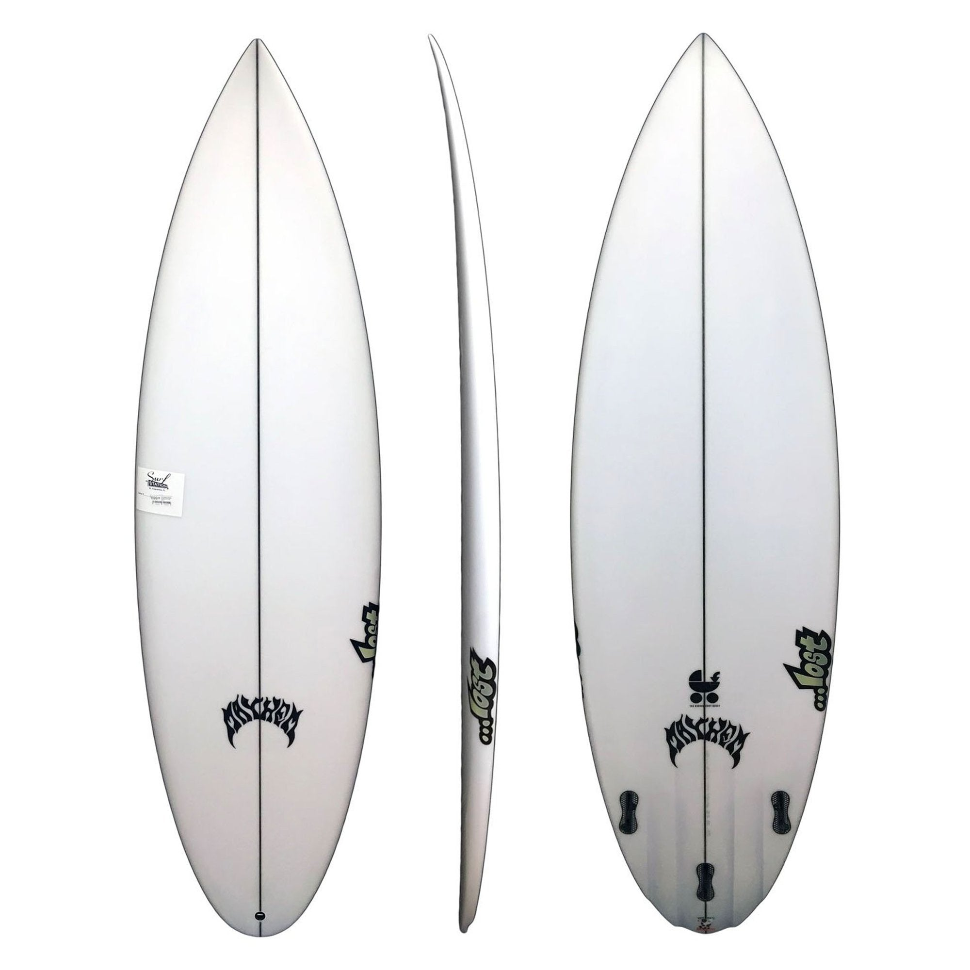Lost Baby Buggy Round Surfboard