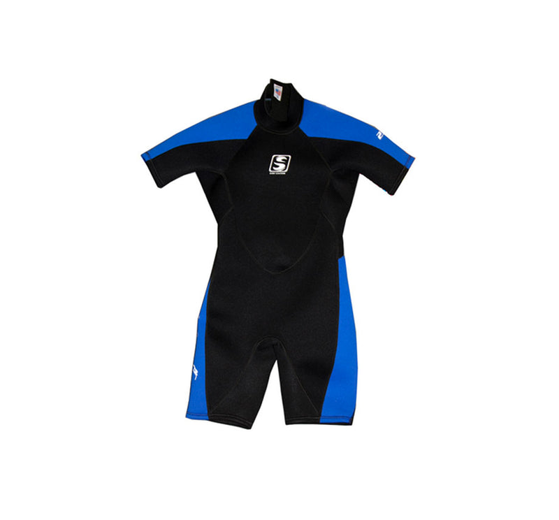Surf Station 2/2 Youth Boy's S/S Springsuit Wetsuit