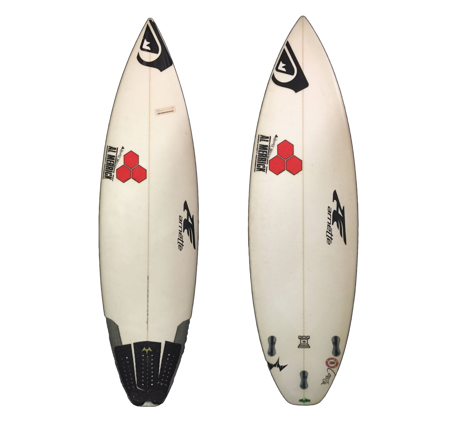 Channel Islands Rookie 15 5'10 x 18 9/16 x 2 1/4 EPS Used Surfboard (Custom For Michael Dunphy)