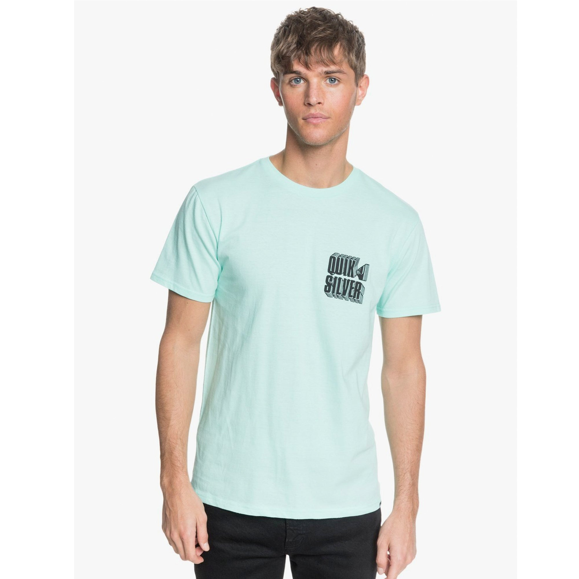 Quiksilver Cryptic Wave Men's S/S T-Shirt