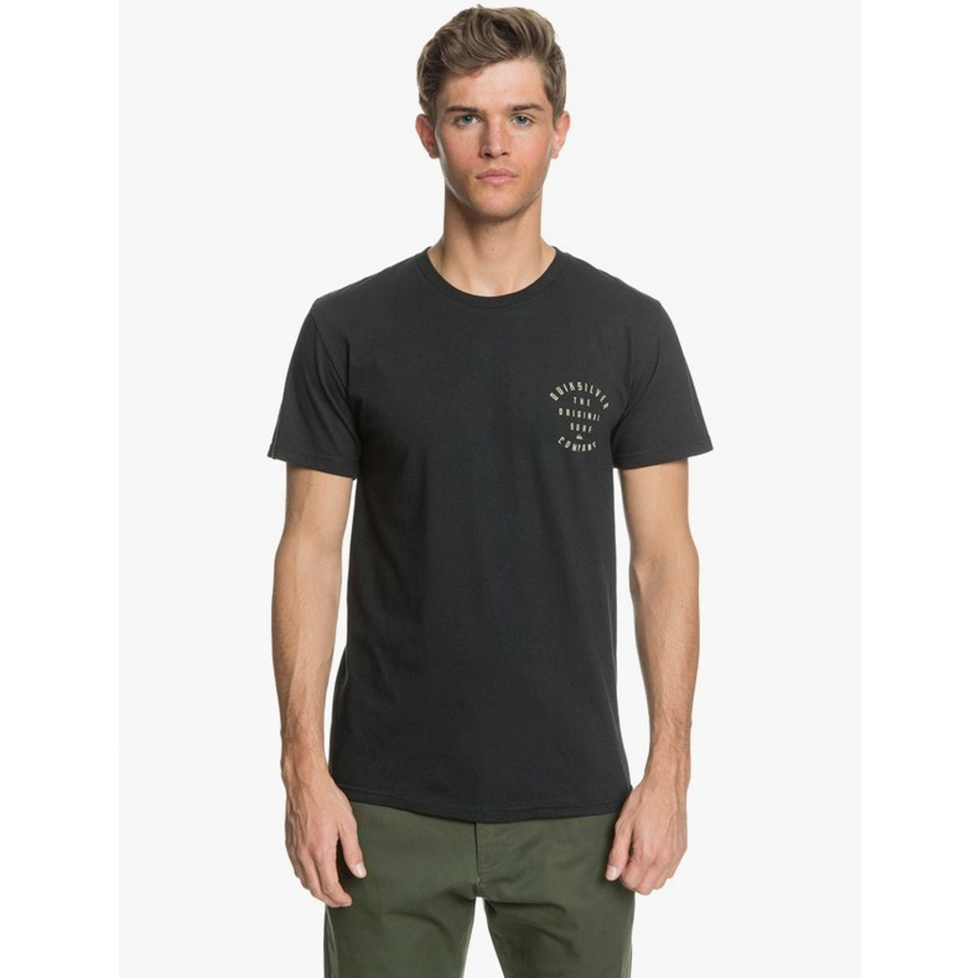Quiksilver Swing Low Men's S/S T-Shirt