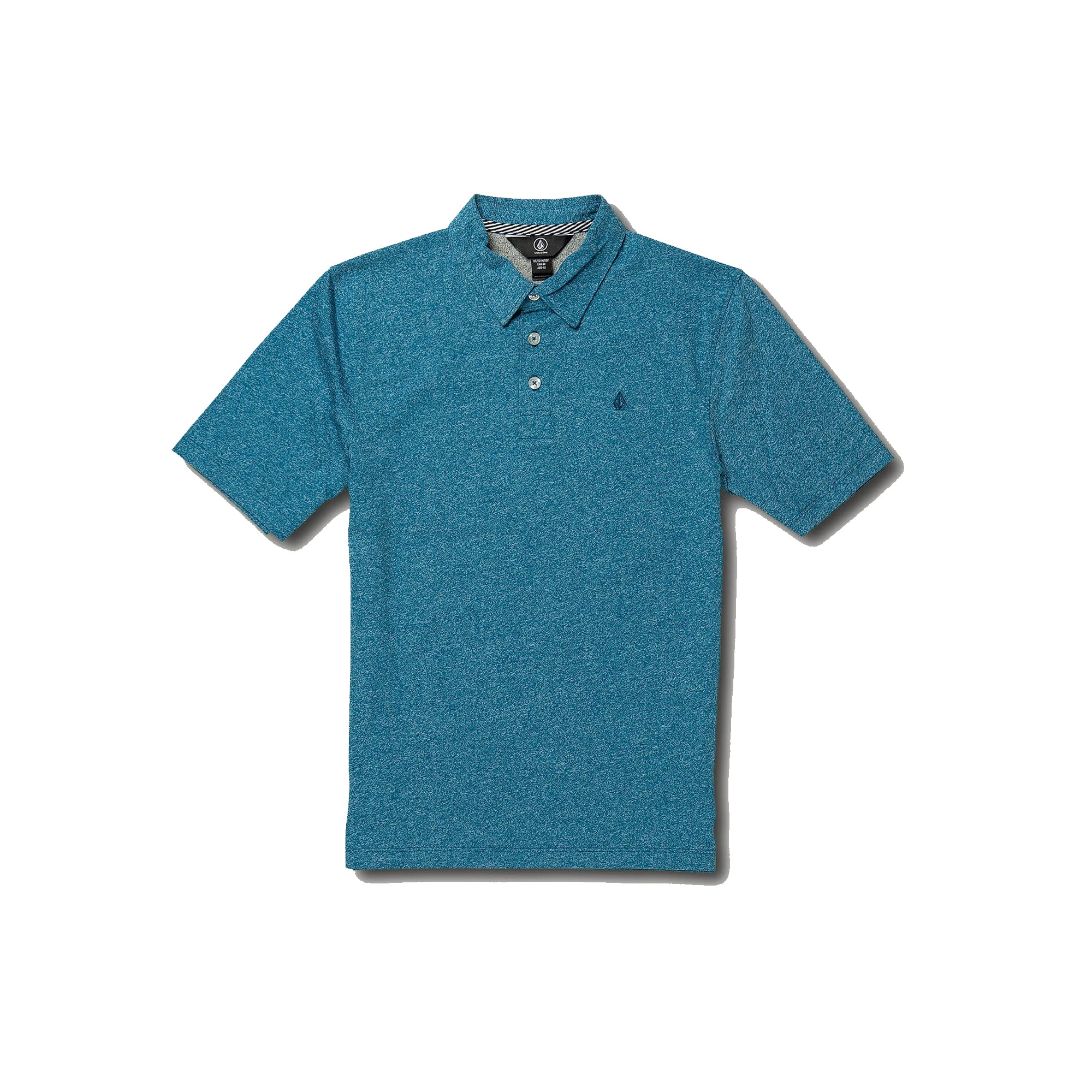 Volcom Wowzer Polo Youth Boy's Dress Shirt
