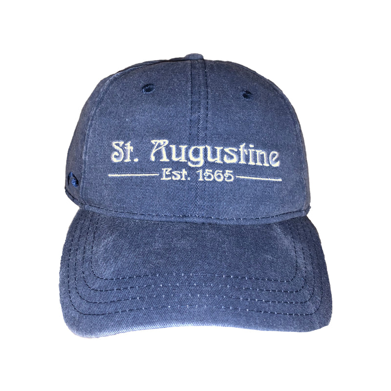 Surf Station St. Auggie Youth Strap Buckle Hat