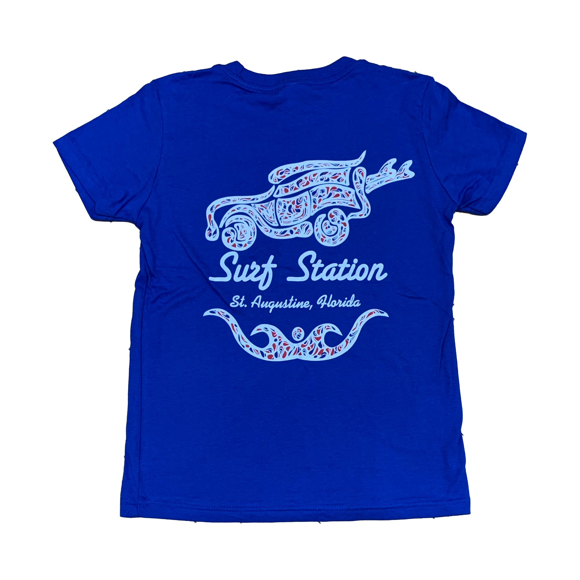 Surf Station Paisley Youth S/S T-Shirt