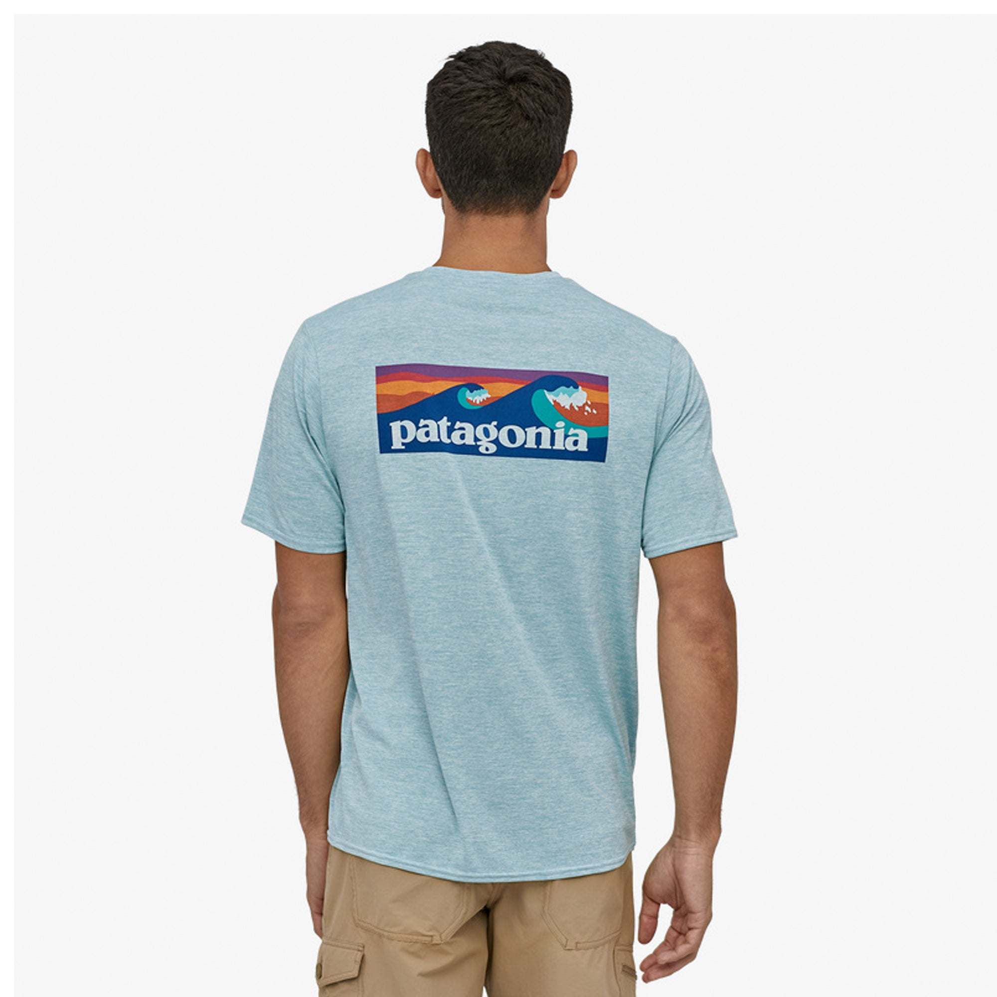 Patagonia Capilene Cool Daily Men's S/S T-Shirt